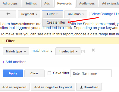 search-terms-create-filter