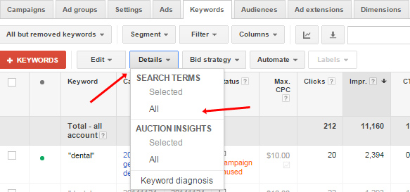 adwords-keyword-detail-search-terms